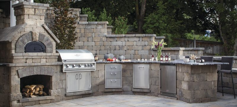 Outdoor-Kitchens from China