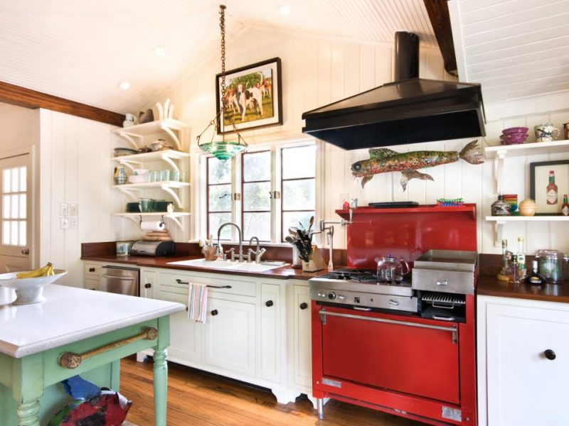 cottage charm kitchen style