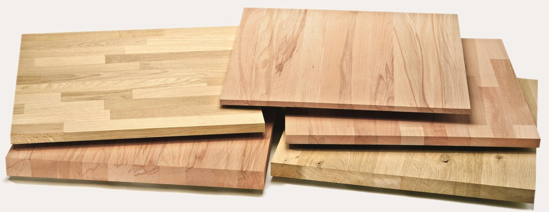 Solid wood